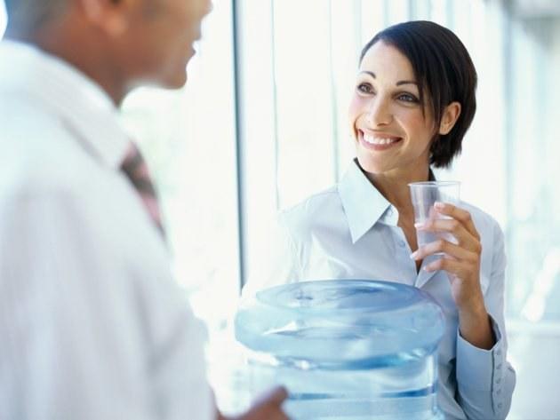 Как организовать доставку воды в офис