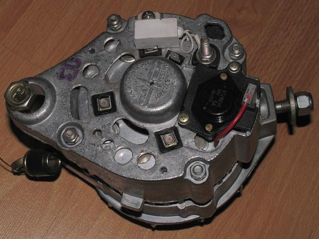 Как поставить генератор на автомобиль