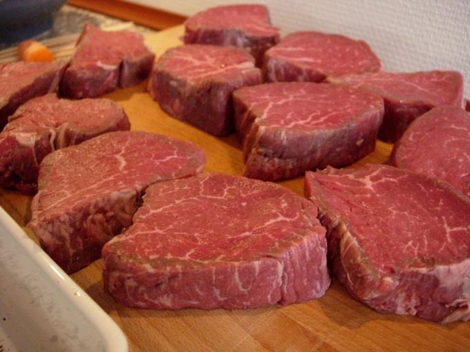 Как запечь мясо в тесте