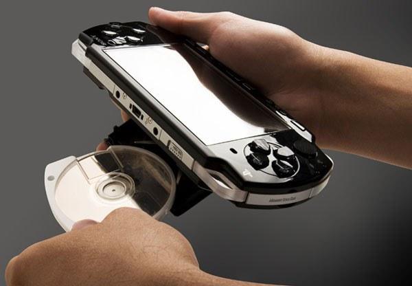 Как запустить игру на PSP без диска