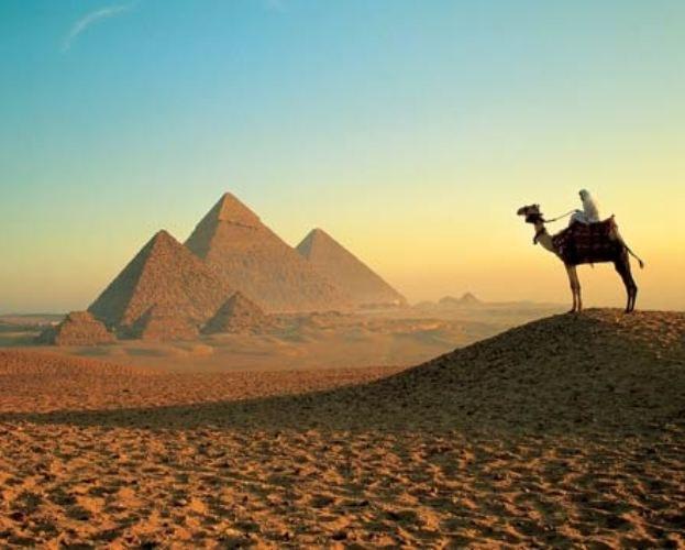 Как сделать макет пирамиды