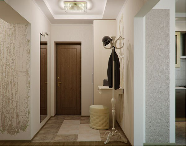 Как покрасить коридор
