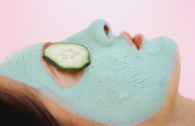 Как делать маски для жирной кожи