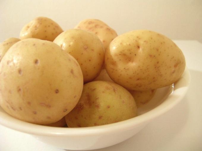 Почему картофель сморщивается
