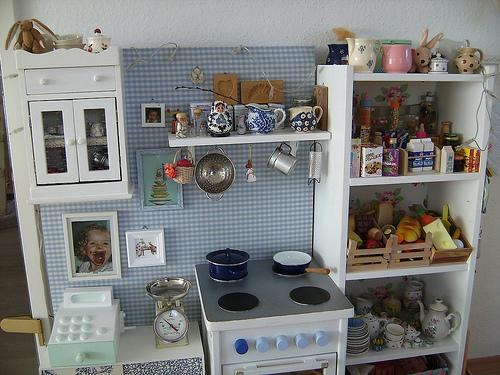 How to equip small-sized kitchen