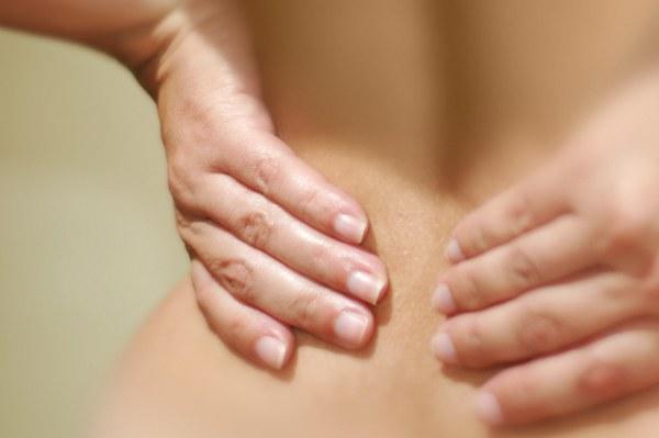 Что делать, если сорвал спину