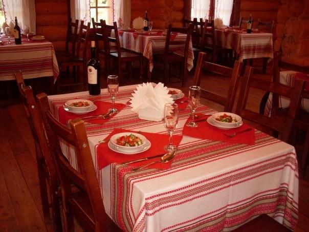 Как сервировать стол в ресторане