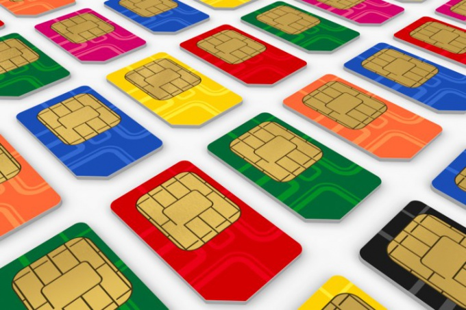 How to identify a phone number on that SIM card