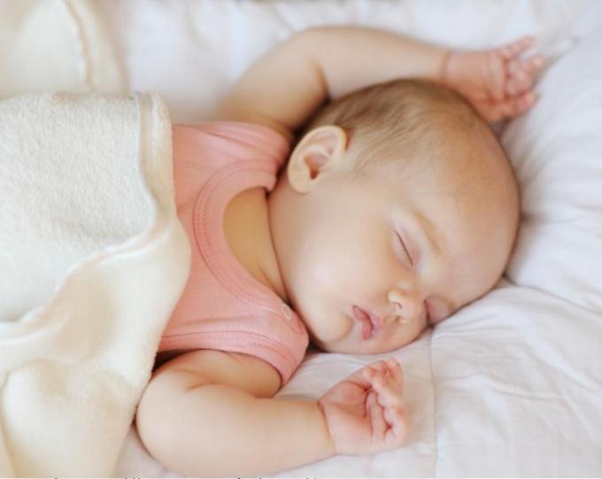 Почему младенцы потеют