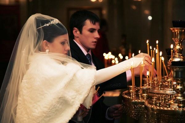 Как проходит церемония венчания в церкви