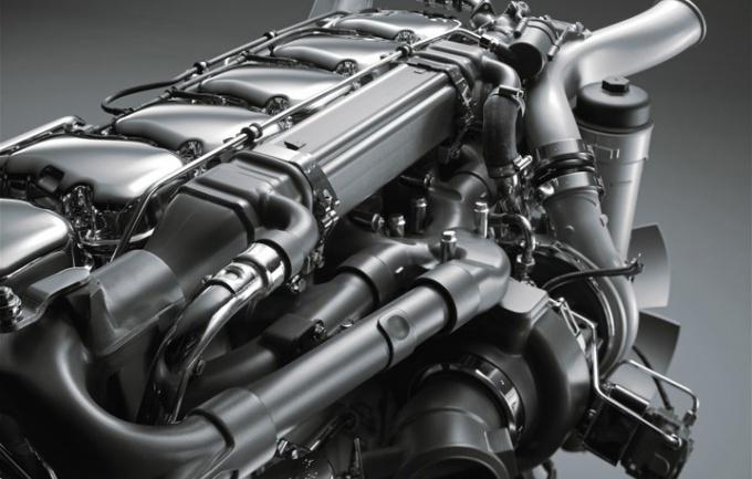 Как оформить двигатель