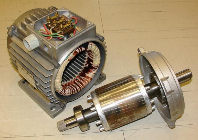 Как проверить асинхронный мотор