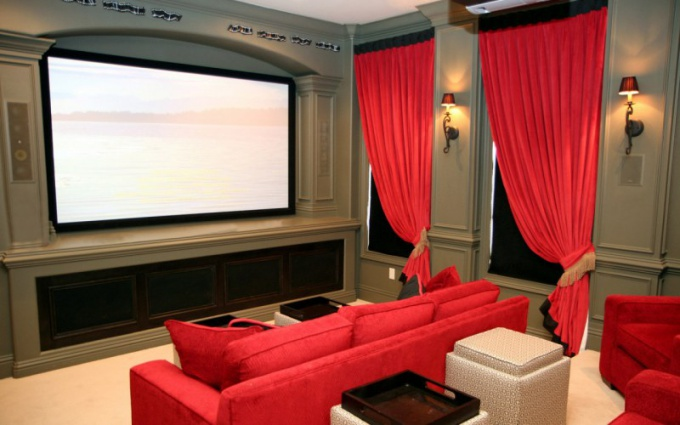 Как настроить звук домашнего кинотеатра