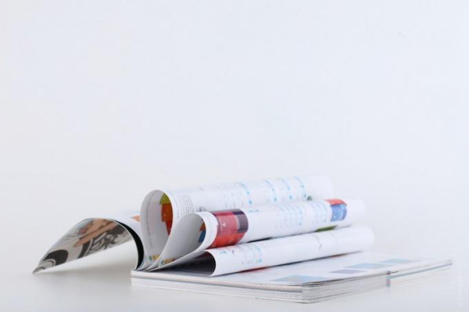 Как оформить статью журнала