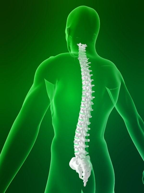 после кундалини болит спина