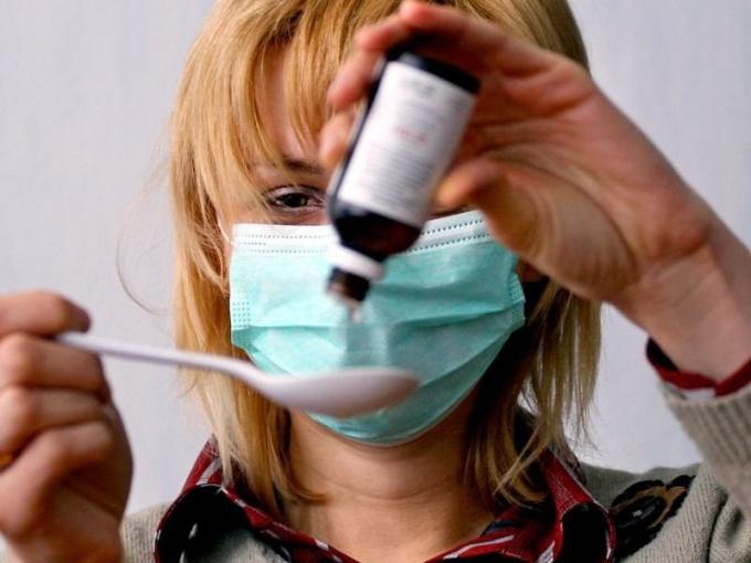 Применение витаминов во время гриппа