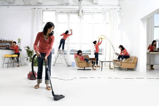 Как прибрать в комнате