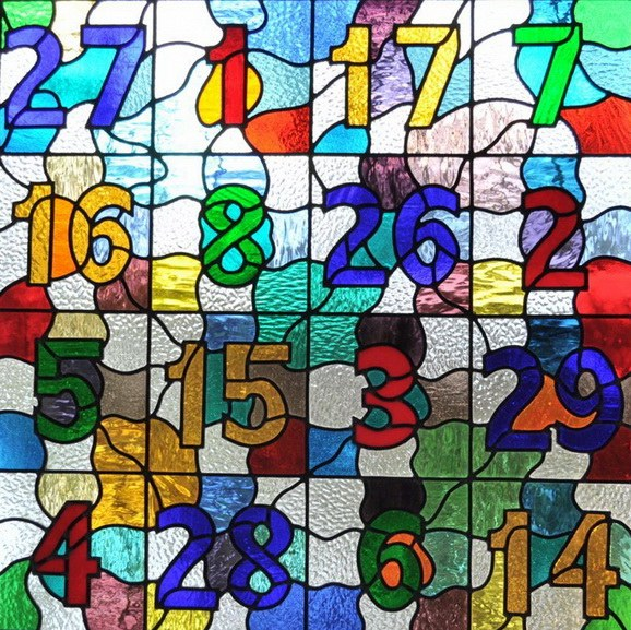 How to solve a math magic squares