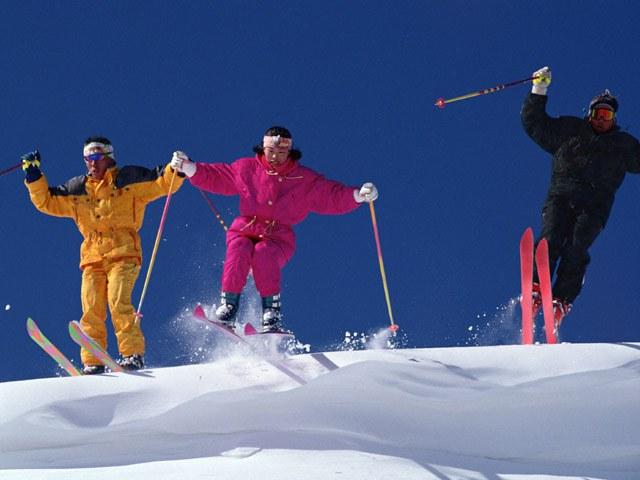 Как сшить лыжный костюм