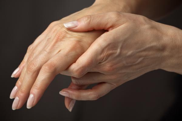 Why minus a hand