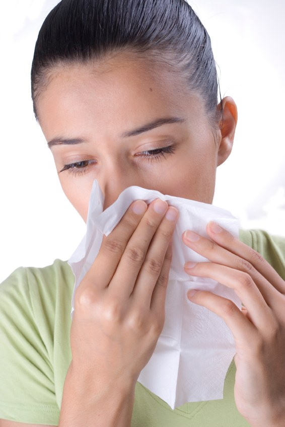 Why dry nose