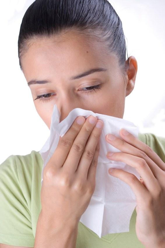 Почему сохнет в носу