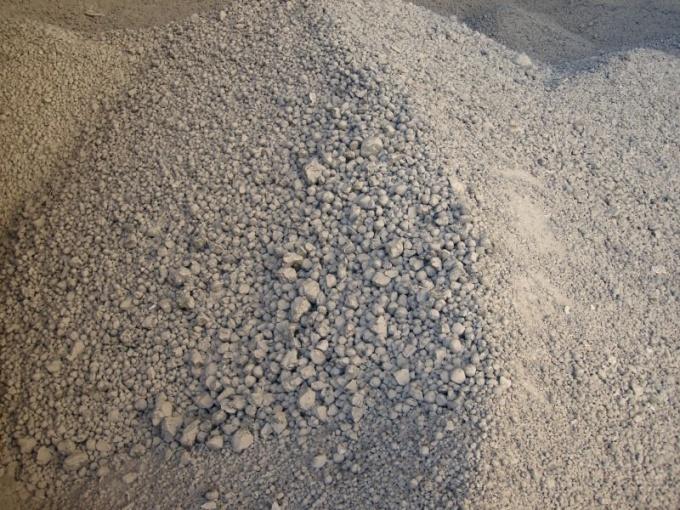 Как произвести свой цемент