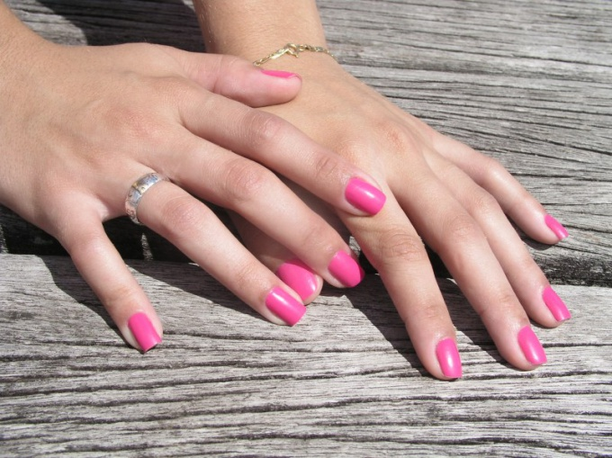 Why nails are ribbed