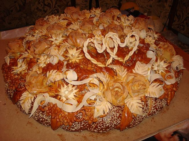 Как испечь свадебный торт