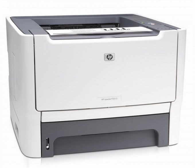 How to find out ip address of printer