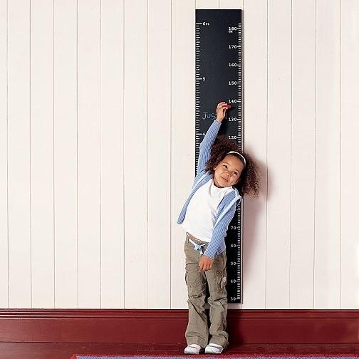 Как высчитать рост ребенка