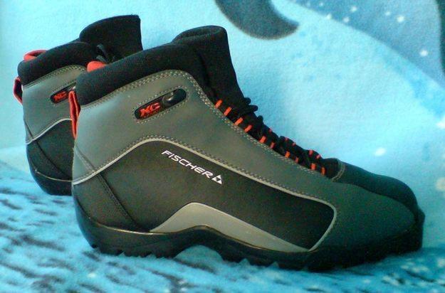 Как подобрать лыжные ботинки по размеру