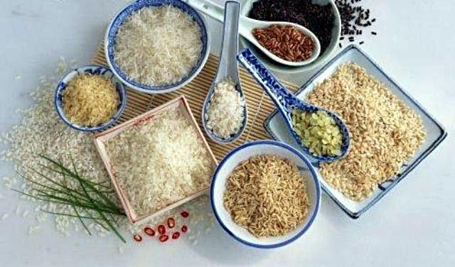 Как приготовить рис для фарширования