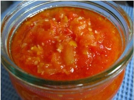 Как научиться готовить аджику из помидор