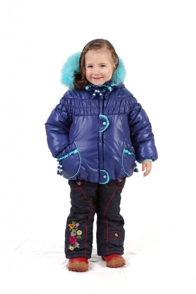 Как сшить теплую куртку ребенку