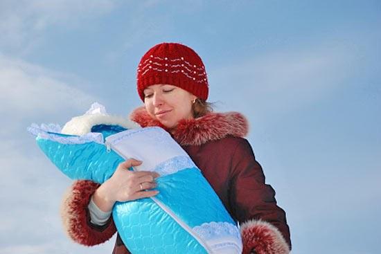 Как выбрать зимний конверт для ребенка