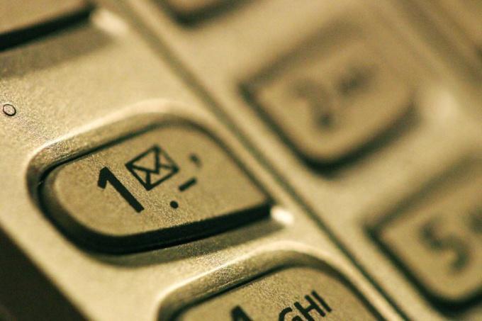 Как послать сообщение на мобильный