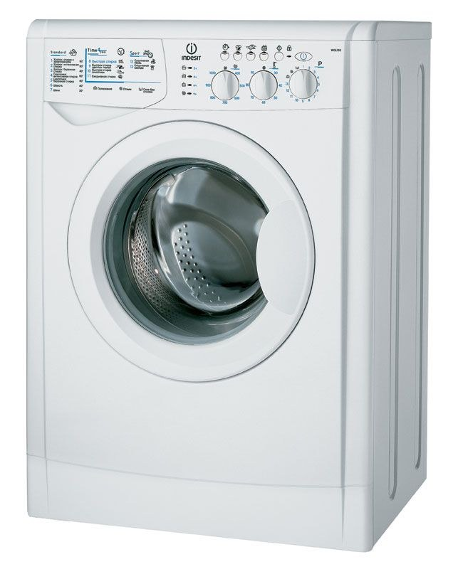 How to disassemble a washing machine Indesit