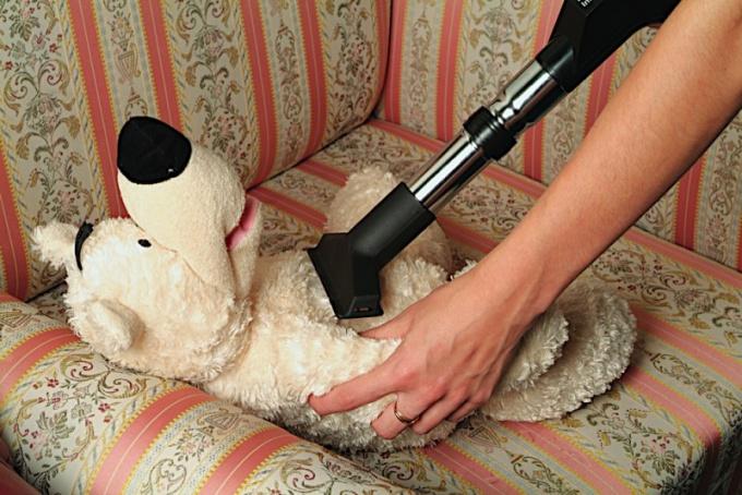 Как уменьшить пыль в квартире