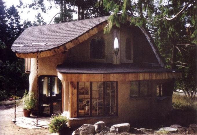 Как построить экологический дом