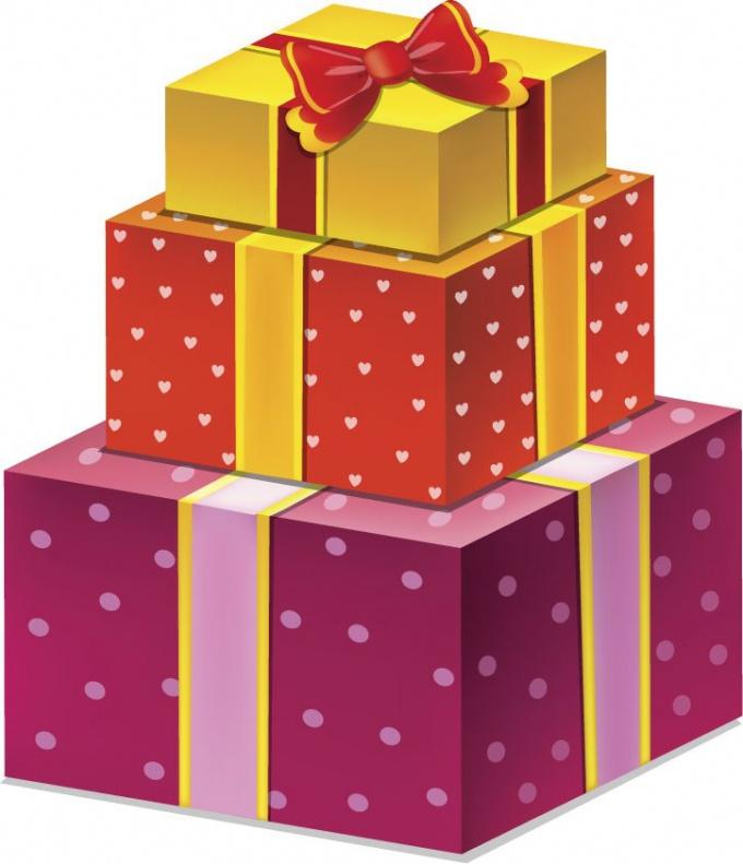 Как дарить подарки по этикету