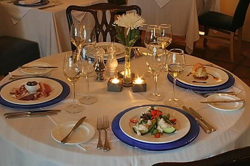 Как сервировать стол к обеду