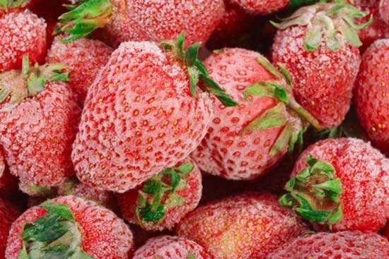 Как морозить ягоды