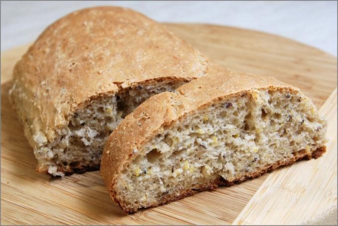 Как испечь зерновой хлеб