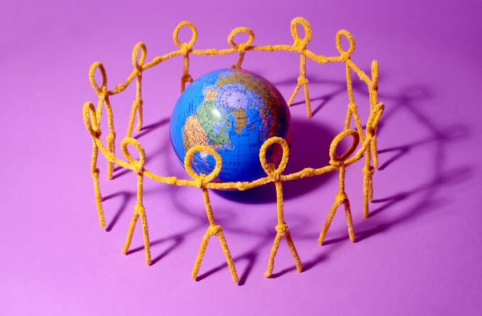 Что такое мировое сообщество