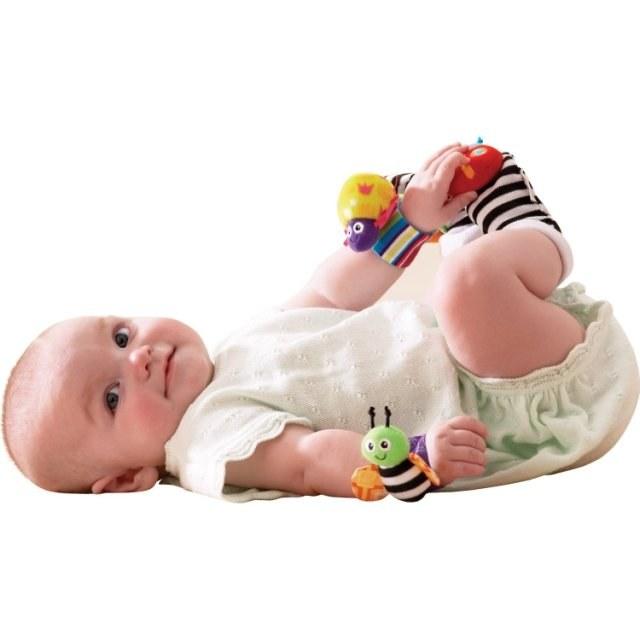 Как связать носочки для малыша