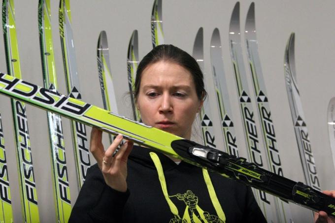 """Как выбрать лыжи """"Фишер"""""""