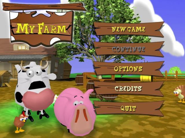 """Как найти игру """"Моя ферма"""""""