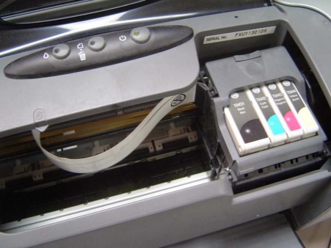 Как заправить самостоятельно принтер Canon