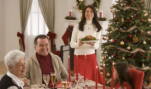 Как развлечь своих гостей на Рождество